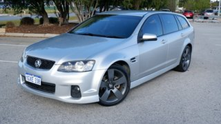 2012 Holden Commodore VE II MY12.5 SV6 Sportwagon Z Series Silver 6 Speed Sports Automatic Wagon.