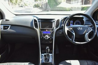 2012 Hyundai i30 GD Premium Blue 6 Speed Sports Automatic Hatchback.