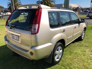 2004 Nissan X-Trail T30 II TI Gold 4 Speed Automatic Wagon.