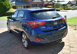 2012 Hyundai i30 GD Premium Blue 6 Speed Sports Automatic Hatchback