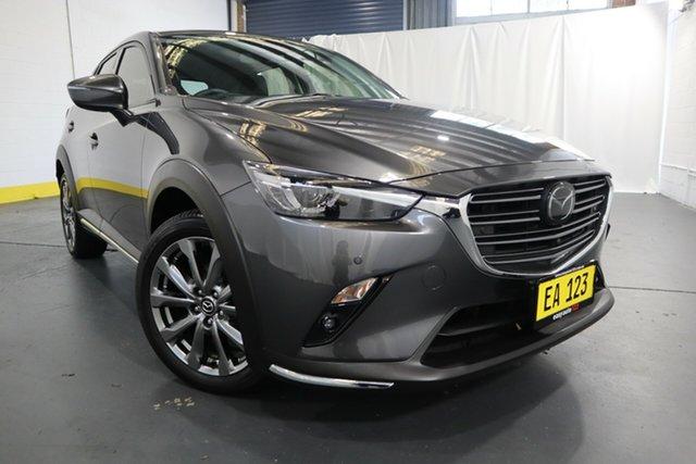 Used Mazda CX-3 DK4W7A Akari SKYACTIV-Drive i-ACTIV AWD LE Castle Hill, 2019 Mazda CX-3 DK4W7A Akari SKYACTIV-Drive i-ACTIV AWD LE Grey 6 Speed Sports Automatic Wagon