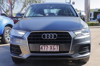 2016 Audi Q3 8U MY17 TFSI S Tronic Grey 6 Speed Sports Automatic Dual Clutch Wagon.