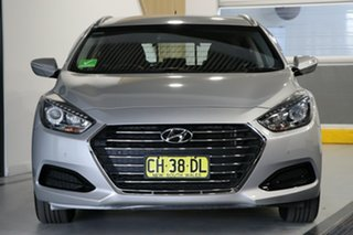 2015 Hyundai i40 VF4 Series II Active Tourer Silver 6 Speed Automatic Wagon