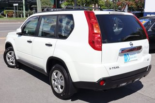 2010 Nissan X-Trail T31 Series III ST White 6 Speed Manual Wagon