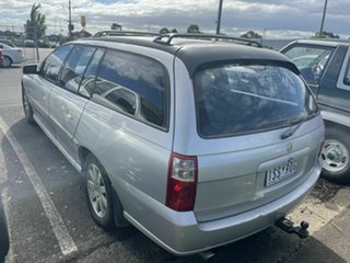 2002 Holden Commodore VY Berlina Silver 4 Speed Automatic Wagon.