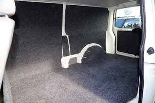 2005 Volkswagen Transporter T5 Low Roof LWB White 5 Speed Manual Van