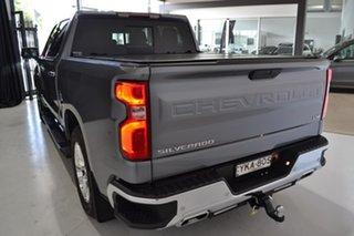 2020 Chevrolet Silverado T1 MY21 Grey 10 Speed Automatic Utility.