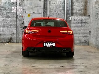 2018 Holden Commodore ZB MY18 RS Liftback AWD Red 9 Speed Sports Automatic Liftback