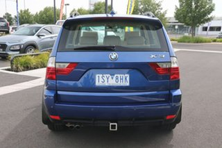 2007 BMW X3 E83 MY07 si Steptronic Blue 6 Speed Sports Automatic Wagon.