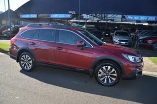 2017 Subaru Outback MY17 2.5I Premium AWD Red Continuous Variable Wagon