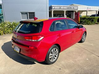 2018 Hyundai i30 PD MY18 Active Red/310518 6 Speed Sports Automatic Hatchback.