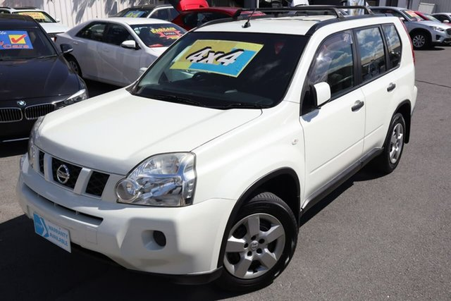 Used Nissan X-Trail T31 Series III ST Moorooka, 2010 Nissan X-Trail T31 Series III ST White 6 Speed Manual Wagon
