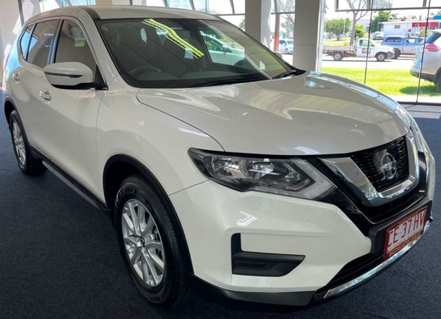 Used Nissan X-Trail T32 Series II ST X-tronic 2WD Winnellie, 2018 Nissan X-Trail T32 Series II ST X-tronic 2WD Pearl White 7 Speed Constant Variable Wagon