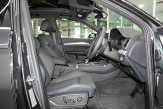 2020 Audi Q5 FY MY20 40 TDI S Tronic Quattro Ultra Sport Grey 7 Speed Sports Automatic Dual Clutch