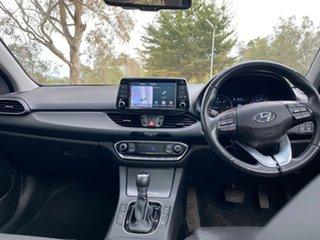 2018 Hyundai i30 PD Premium White Sports Automatic Dual Clutch Hatchback