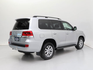 2021 Toyota Landcruiser VDJ200R LC200 VX (4x4) Silver 6 Speed Automatic Wagon