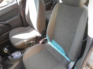 2003 Ford Focus LR MY2003 LX Silver 4 Speed Automatic Sedan