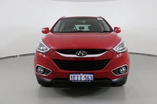 2013 Hyundai ix35 LM MY13 SE (FWD) Red 6 Speed Automatic Wagon.