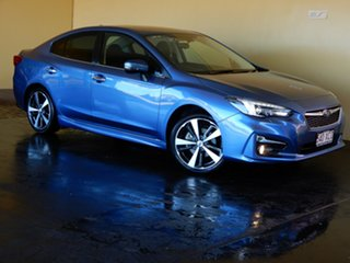 2017 Subaru Impreza MY17 2.0I-S (AWD) Blue Continuous Variable Sedan.