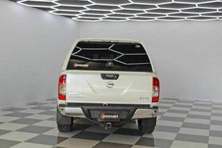 2016 Nissan Navara D23 Series II ST-X (4x2) (Sunroof) White 7 Speed Automatic Dual Cab Utility