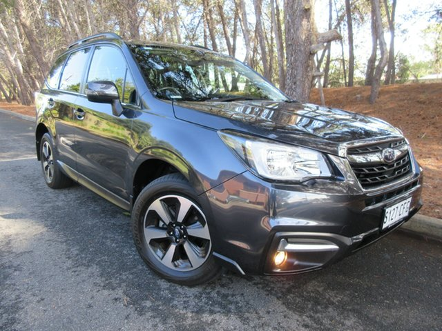 Used Subaru Forester S4 MY18 2.5i-L CVT AWD Reynella, 2017 Subaru Forester S4 MY18 2.5i-L CVT AWD Grey 6 Speed Constant Variable Wagon