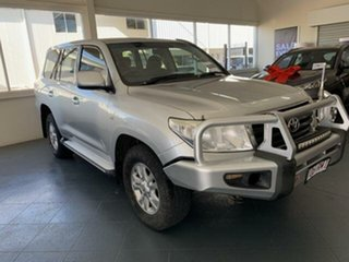 2010 Toyota Landcruiser VDJ200R 09 Upgrade GXL (4x4) 6 Speed Automatic Wagon