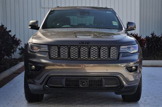 2021 Jeep Grand Cherokee WK MY21 Night Eagle Granite Crystal Metallic Clearcoat 8 Speed.