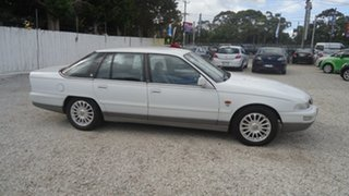 1996 Holden Statesman VS II White 4 Speed Automatic Sedan