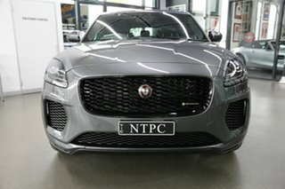 2020 Jaguar E-PACE X540 20MY Standard Chequered Flag Grey 9 Speed Sports Automatic Wagon