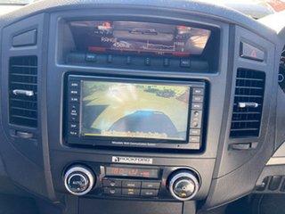2012 Mitsubishi Pajero NW MY12 GLX Grey 5 Speed Sports Automatic Wagon