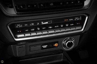 2020 Isuzu D-MAX RG MY21 LS-U Crew Cab Black 6 Speed Sports Automatic Utility
