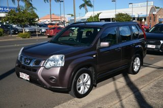 2011 Nissan X-Trail T31 MY11 ST (4x4) Grey 6 Speed CVT Auto Sequential Wagon