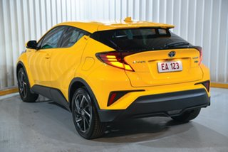 2020 Toyota C-HR ZYX10R Koba E-CVT 2WD Yellow 7 Speed Constant Variable Wagon Hybrid