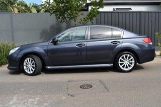 2010 Subaru Liberty B5 MY10 2.5i Lineartronic AWD Premium Grey 6 Speed Constant Variable Sedan.