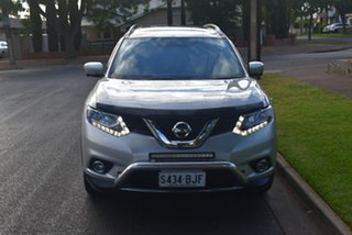 2015 Nissan X-Trail T32 TL X-tronic 2WD Silver 7 Speed Constant Variable Wagon.