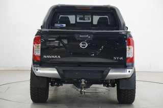 2019 Nissan Navara D23 S3 ST-X Black 7 Speed Sports Automatic Utility