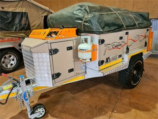 2015 OFFTRAX OUTPLAY Camper Trailer.