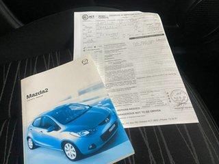 2007 Mazda 2 DE Neo White 5 Speed Manual Hatchback