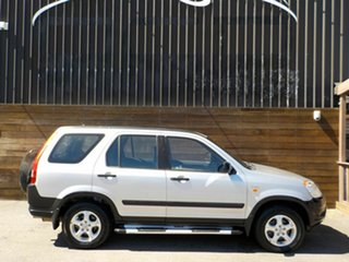 2003 Honda CR-V RD MY2003 4WD Silver 5 Speed Manual Wagon.