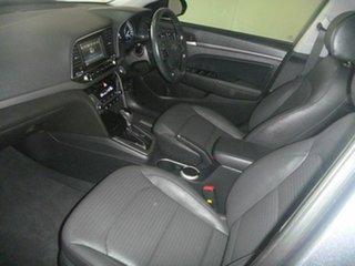 2017 Hyundai Elantra AD MY17 Elite Grey 6 Speed Sports Automatic Sedan