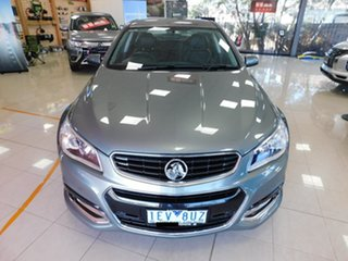 2015 Holden Commodore VF MY15 SV6 Storm Grey 6 Speed Sports Automatic Sedan.