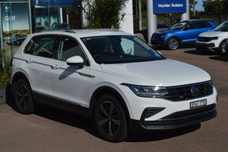 2020 Volkswagen Tiguan 5N MY21 110TSI Life DSG 2WD 0q0q 6 Speed Sports Automatic Dual Clutch Wagon