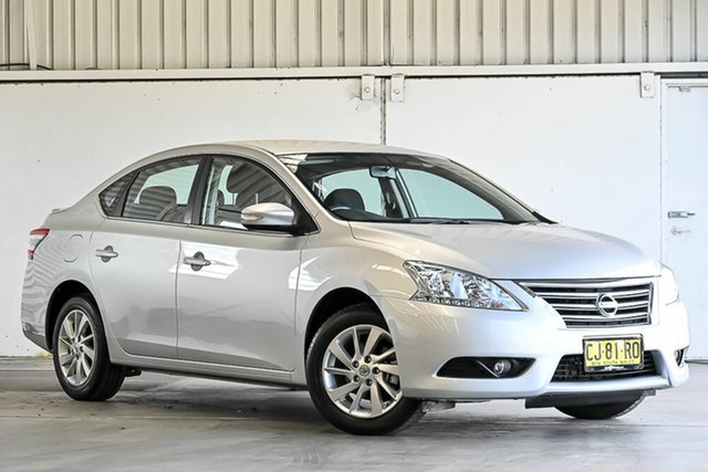 Used Nissan Pulsar B17 Series 2 ST-L Laverton North, 2016 Nissan Pulsar B17 Series 2 ST-L Silver 1 Speed Constant Variable Sedan