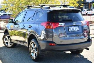 2015 Toyota RAV4 ASA44R MY14 GXL AWD Grey 6 Speed Sports Automatic Wagon.