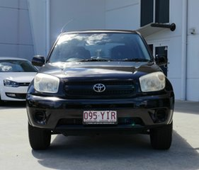 2004 Toyota RAV4 ACA23R CV Black 4 Speed Automatic Wagon.