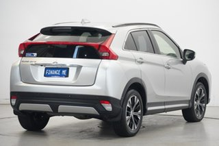 2020 Mitsubishi Eclipse Cross YA MY20 Exceed 2WD Silver 8 Speed Constant Variable Wagon