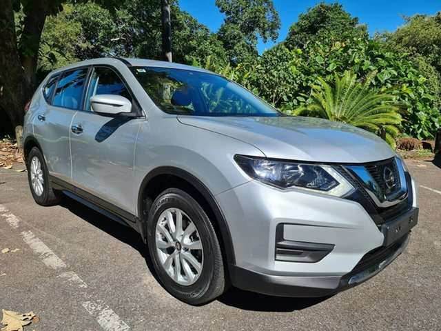 Used Nissan X-Trail T32 Series II ST X-tronic 2WD Stuart Park, 2018 Nissan X-Trail T32 Series II ST X-tronic 2WD Silver 7 Speed Constant Variable Wagon