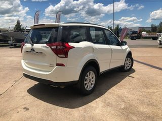 2020 Mahindra XUV500 MY19 W10 AWD White 6 Speed Automatic Wagon