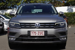 2017 Volkswagen Tiguan 5N MY17 162TSI DSG 4MOTION Highline Silver 7 Speed.