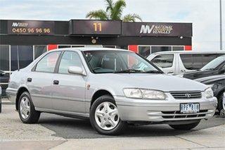 2002 Toyota Camry MCV20R Conquest Silver Automatic Sedan.